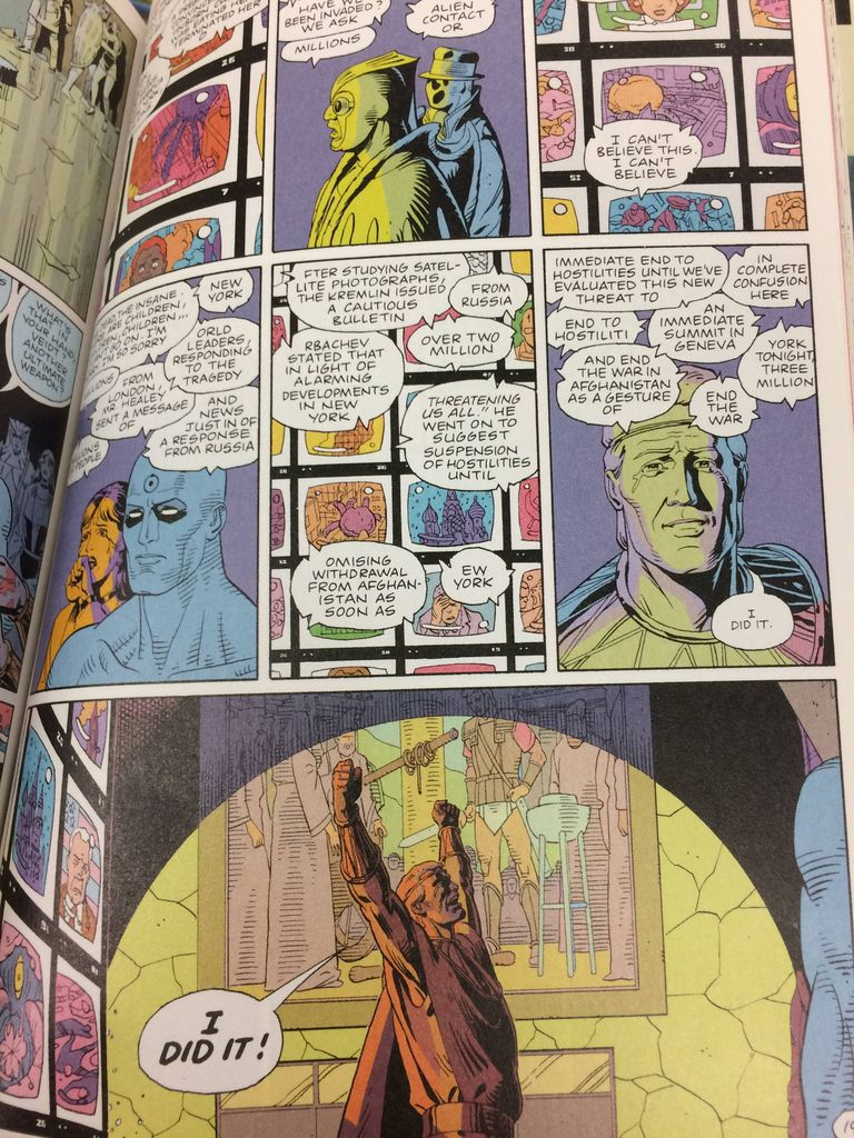 Watchmen Page