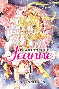 Phantom Thief Jeanne cover by Arina Tanemura