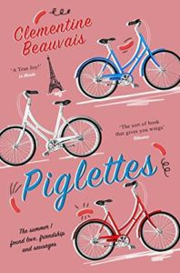 Piglettes by Clementine Beauvais front cover