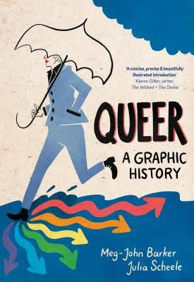 Cover of Queer A Graphic History