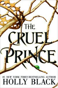 Book cover for The Cruel Prince by Holly Black