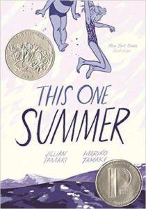 Cover of Jillian Tamaki, Mariko Tamaki - This One Summer
