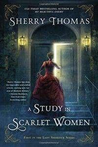 A Study in Scarlet Women a Charlotte Holmes Novel