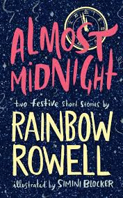 Almost Midnight by Rainbow Rowell from Wintry Reads to Cuddle Up With This December | bookriot.com