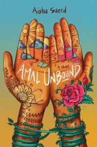 amal unbound by aisha saeed cover