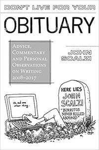 Don't Live For Your Obituary cover