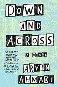 Down and Across by Arvin Ahmadi from 25 YA Books to Add to Your 2018 TBR List Right Now | bookriot.com