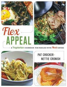 Flex Appeal Vegetarian Cookbook for Families with Meat Eaters
