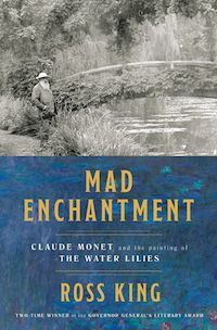 Mad Enchantment by Ross King cover in Award-Winning Canadian Books from 2017 | BookRiot.com