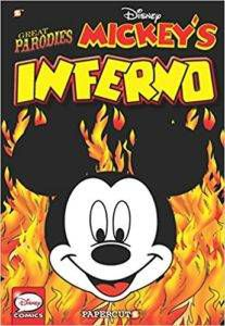 Book cover of Mickey's Inferno