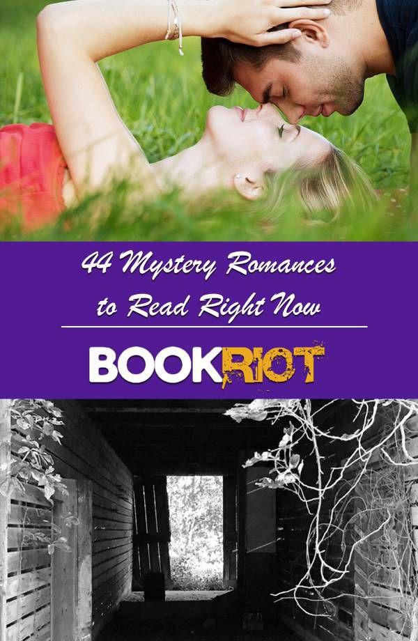 Mystery Romance Novels | Bookriot.com