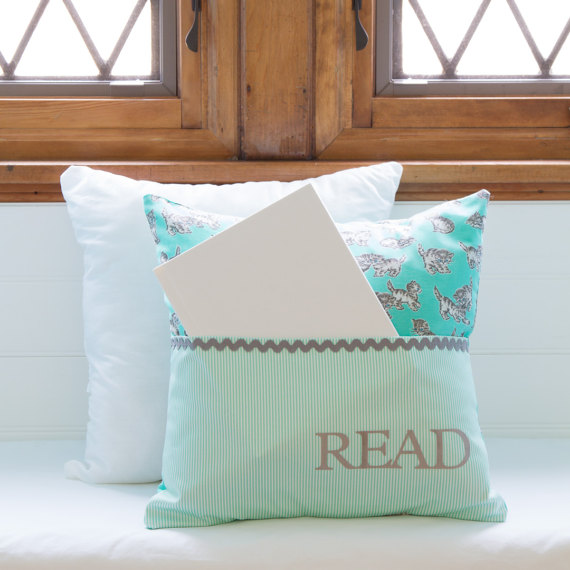 20 Reading Pillows For When You Want To Hibernate With Your Tbr