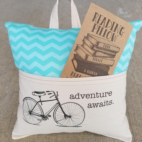 Reading Pillows for When You Want to Hibernate with Your TBR | BookRiot.com