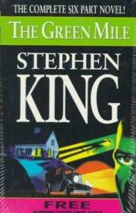 the green mile by stephen king cover