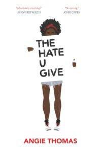 The Hate U Give by Angie Thomas from Books for Gryffindors | bookriot.com