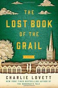 The Lost Book of the Grail by Charlie Lovett
