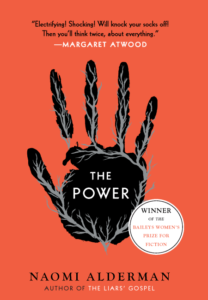The Power by Naomi Alderman from Books for Gryffindors | bookriot.com