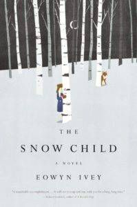 The Snow Child by Eowyn Ivey from Wintry Reads to Cuddle Up With This December | bookriot.com