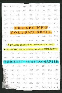 The Spy Who Couldn't Spell cover image