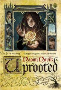 Uprooted by Naomi Novik from Wintry Reads to Cuddle Up With This December | bookriot.com