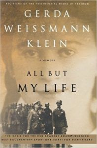 All But My Life Book Cover