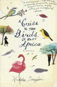 Book cover for A Guide to the Birds of East Africa by Nicholas Drayson