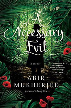 a necessary evil by abir mukherjee cover