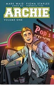Archie Volume 1 cover