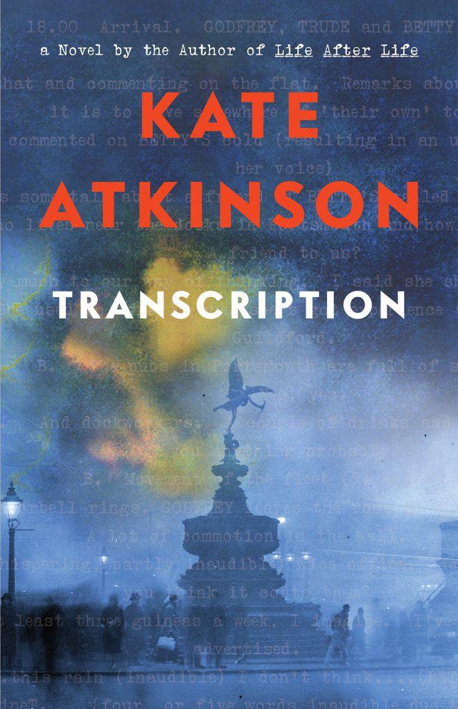 Transcription Kate Atkinson cover