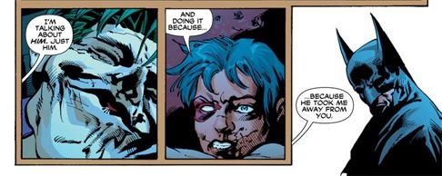 Batman Under the Hood Excerpt Where Jason Todd Says to Kill the Joker for Killing Him and Hurting Bruce
