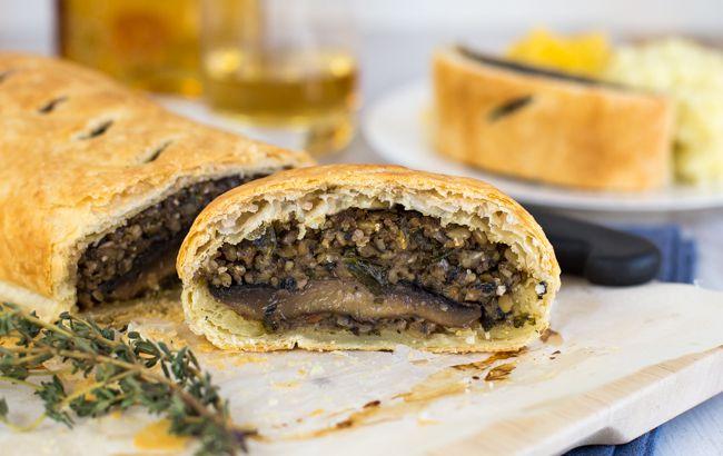 Burns Night vegetarian haggis supper idea | Bookriot.com