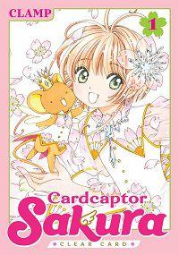 Cardcaptor Sakura Clear Card volume 1 cover