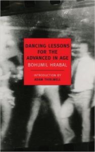 Book Cover for Dancing Lessons for the Advanced in Age by Bohimil Hrabal