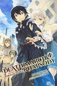 Death March to the Parallel World Rhapsody volume 1 cover