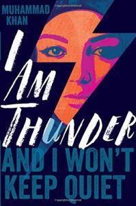 I am thunder by muhammad khan cover