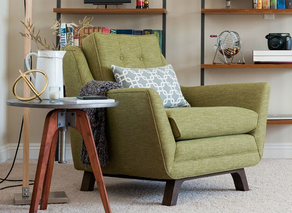 West Elm Crosby Mid Century Armchair Starts At 699