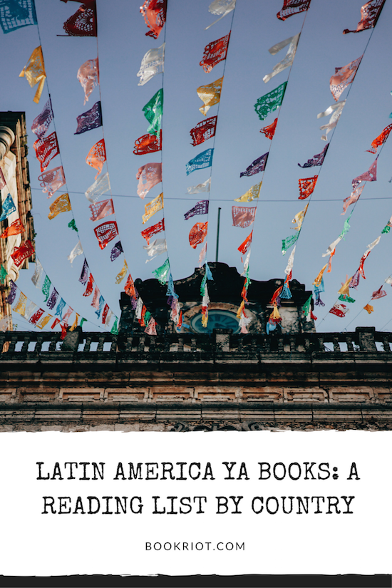 Fiction And Nonfiction Latin American Ya Books To Read