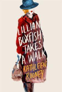 Lillian Boxfish Takes A Walk cover image