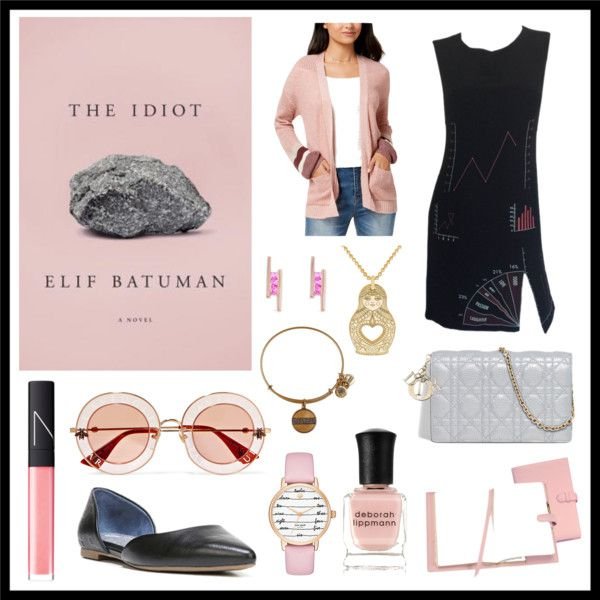 The Idiot by Elid Batuman Book Style
