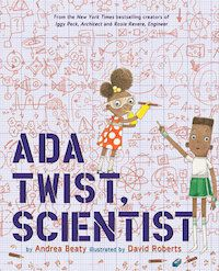 Ada Twist Scientist Book Cover