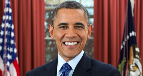 Barack Obama, Photo by Pete Souza, Public Domain