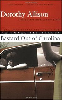dorothy allison bastard out of carolina book cover