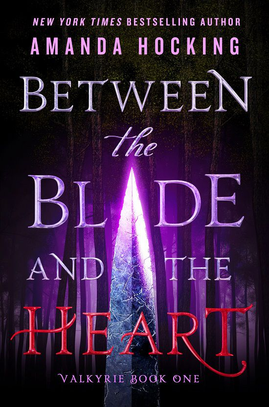 between-the-blade-and-the-heart-amanda-hocking