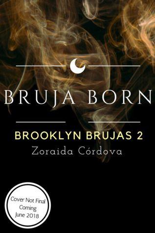 placeholder cover of Bruja Born by Zoraida Cordova