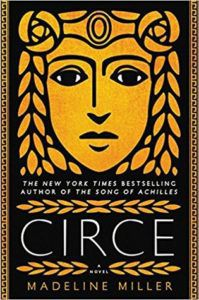 circe by madeline miller cover