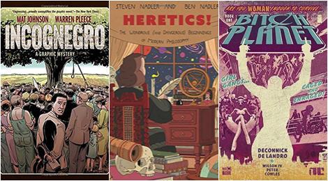 100 Must Read Comics About Brave People Who Arent Superheroes