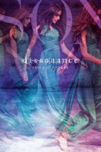 dissonance by erica o'rourke cover image