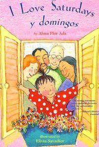 I Love Saturdays y Domingos Book Cover