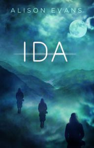 ida by alison evans book cover