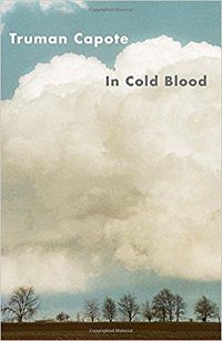 truman capote in cold blood book cover
